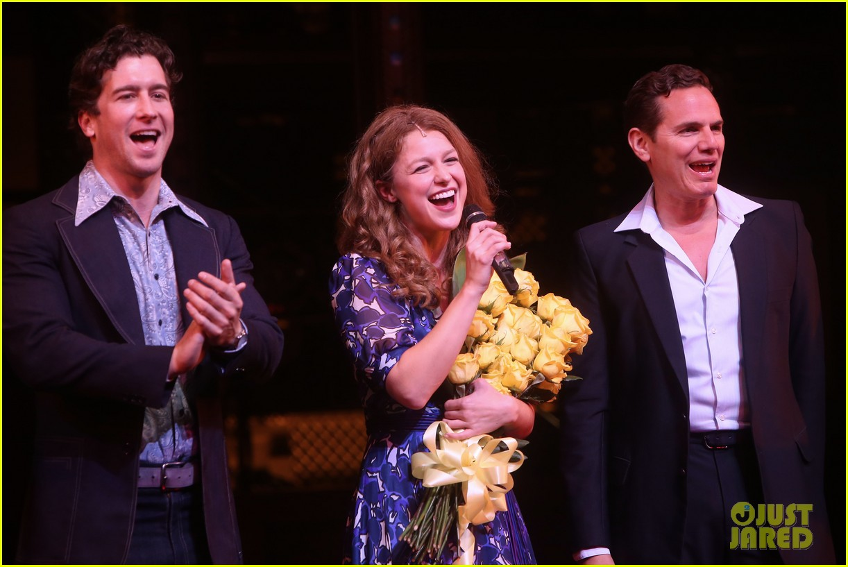 melissa benoist makes broadway debut in beautiful the carole king musical 18