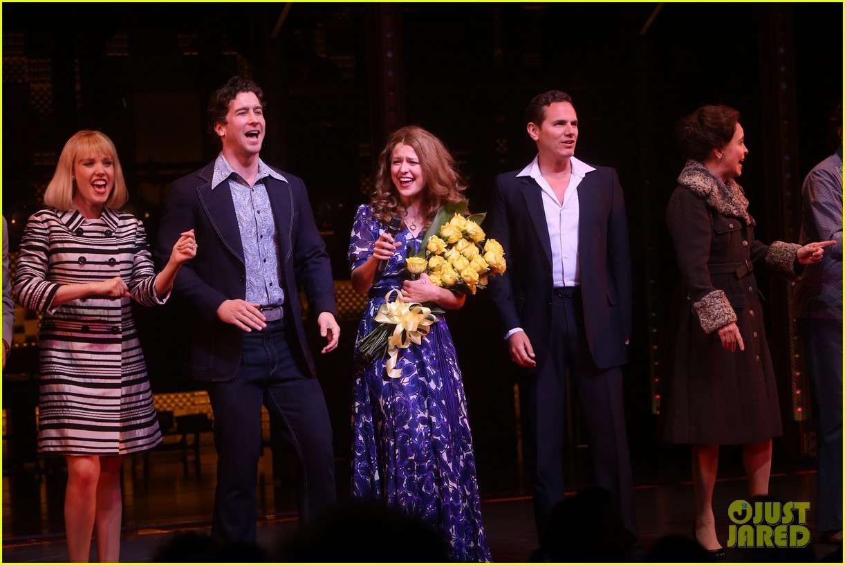 melissa benoist makes broadway debut in beautiful the carole king musical 19
