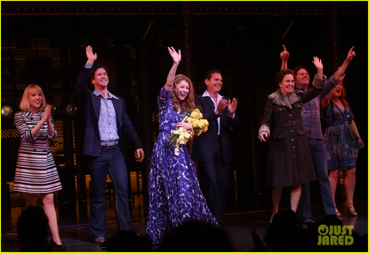melissa benoist makes broadway debut in beautiful the carole king musical 24
