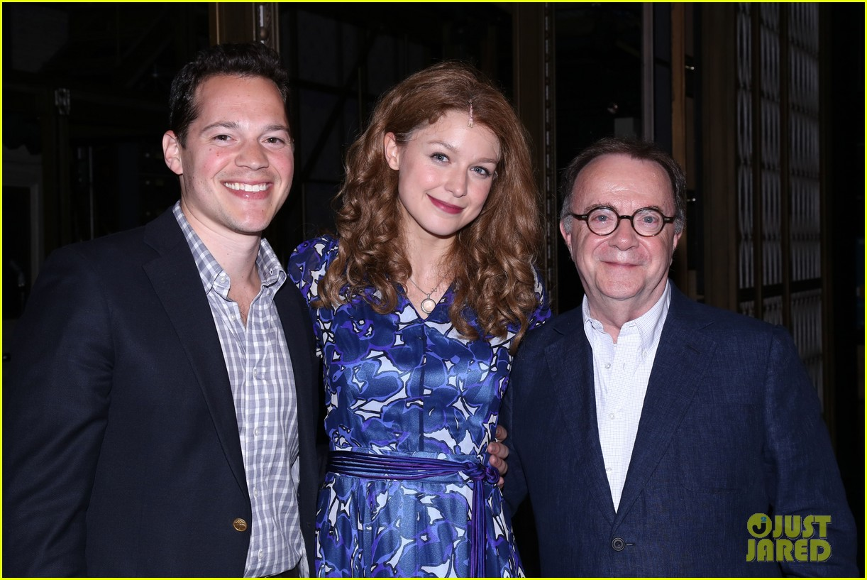 melissa benoist makes broadway debut in beautiful the carole king musical 28