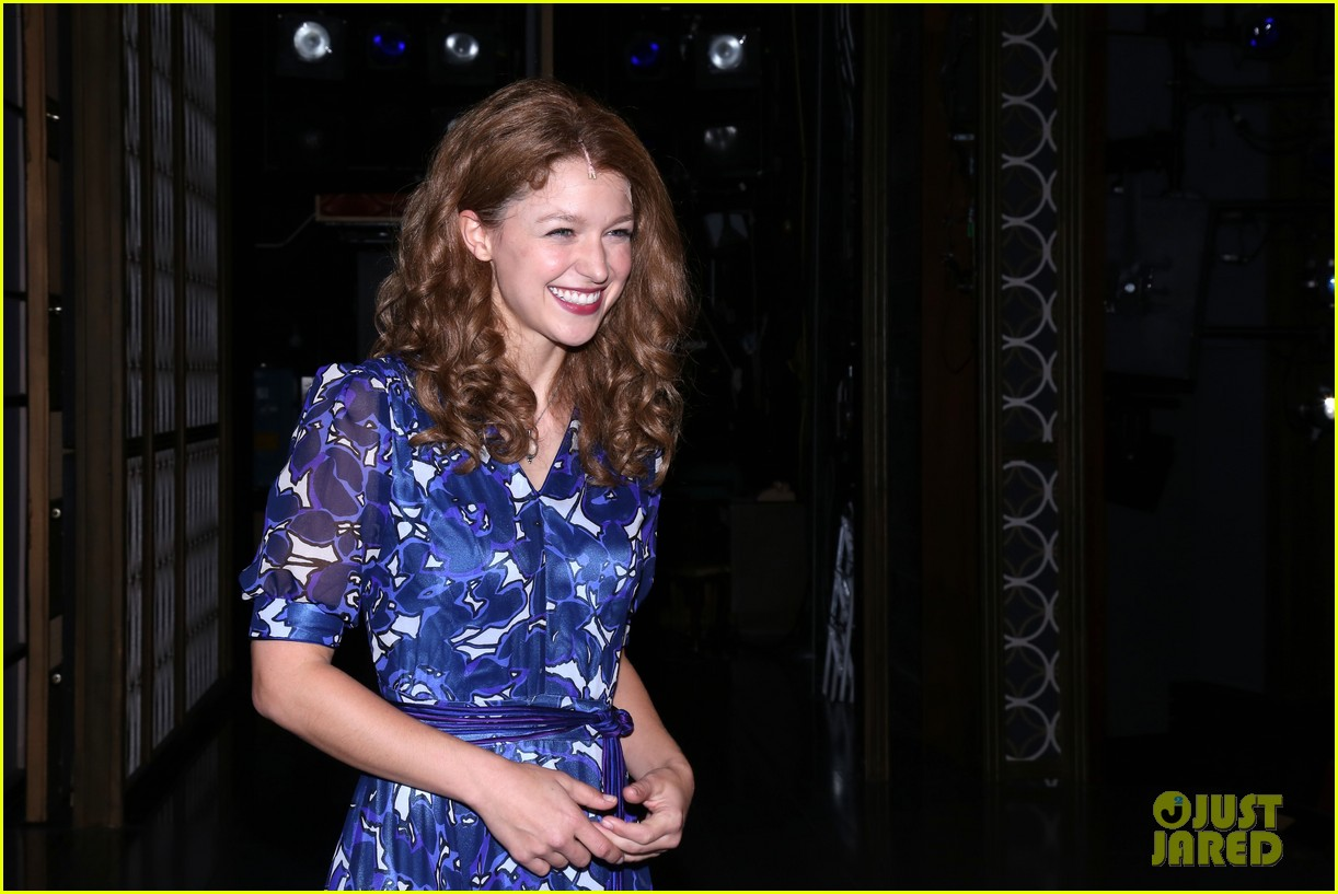 melissa benoist makes broadway debut in beautiful the carole king musical 31