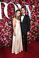 melissa benoist chris wood tony awards 2018 01