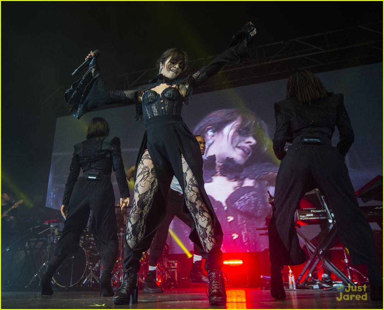 camila cabello glasgow concert pics 09