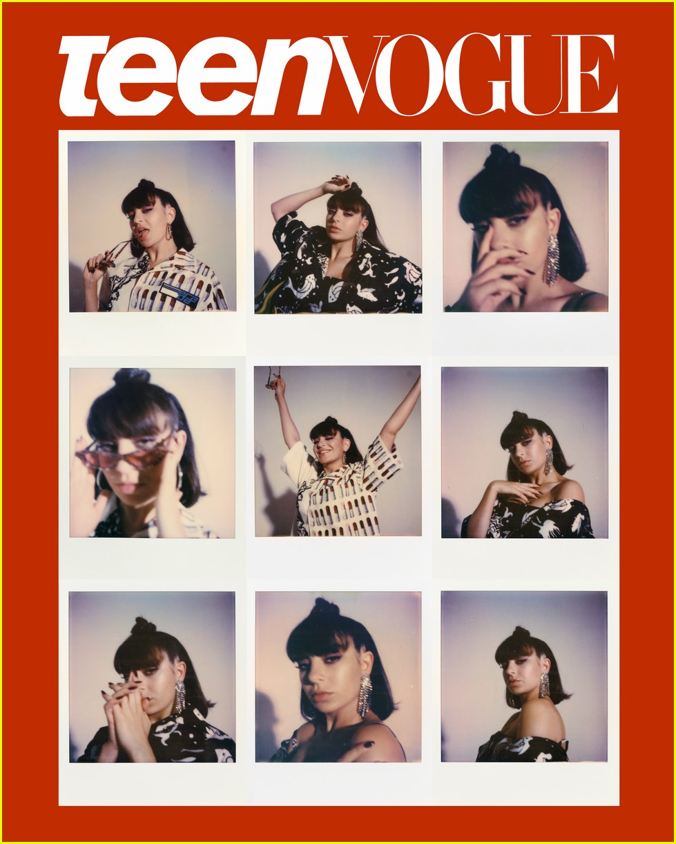 charli xcx teen vogue music issue 03