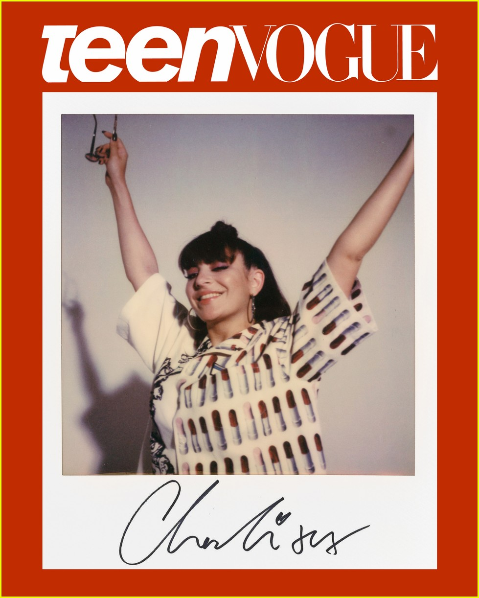 charli xcx teen vogue music issue 04