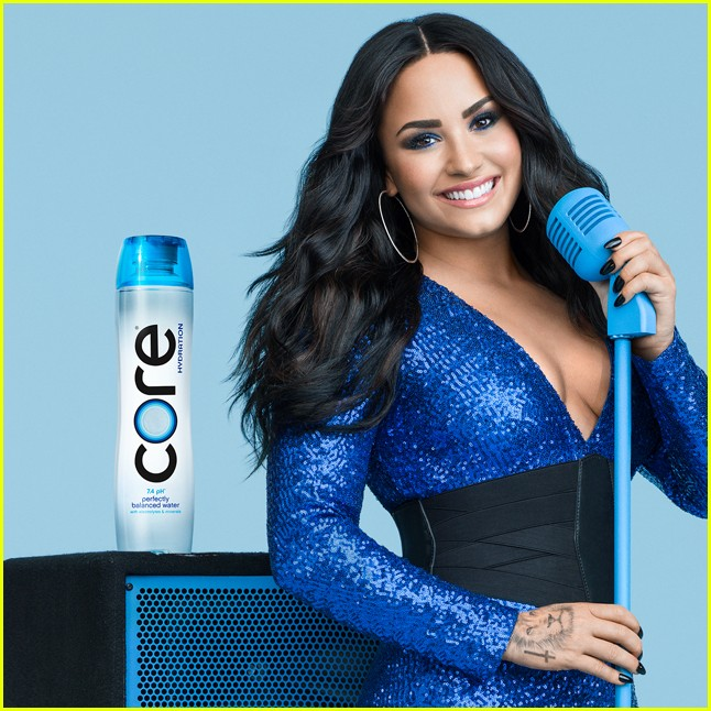 demi lovato core hydration june 2018 02