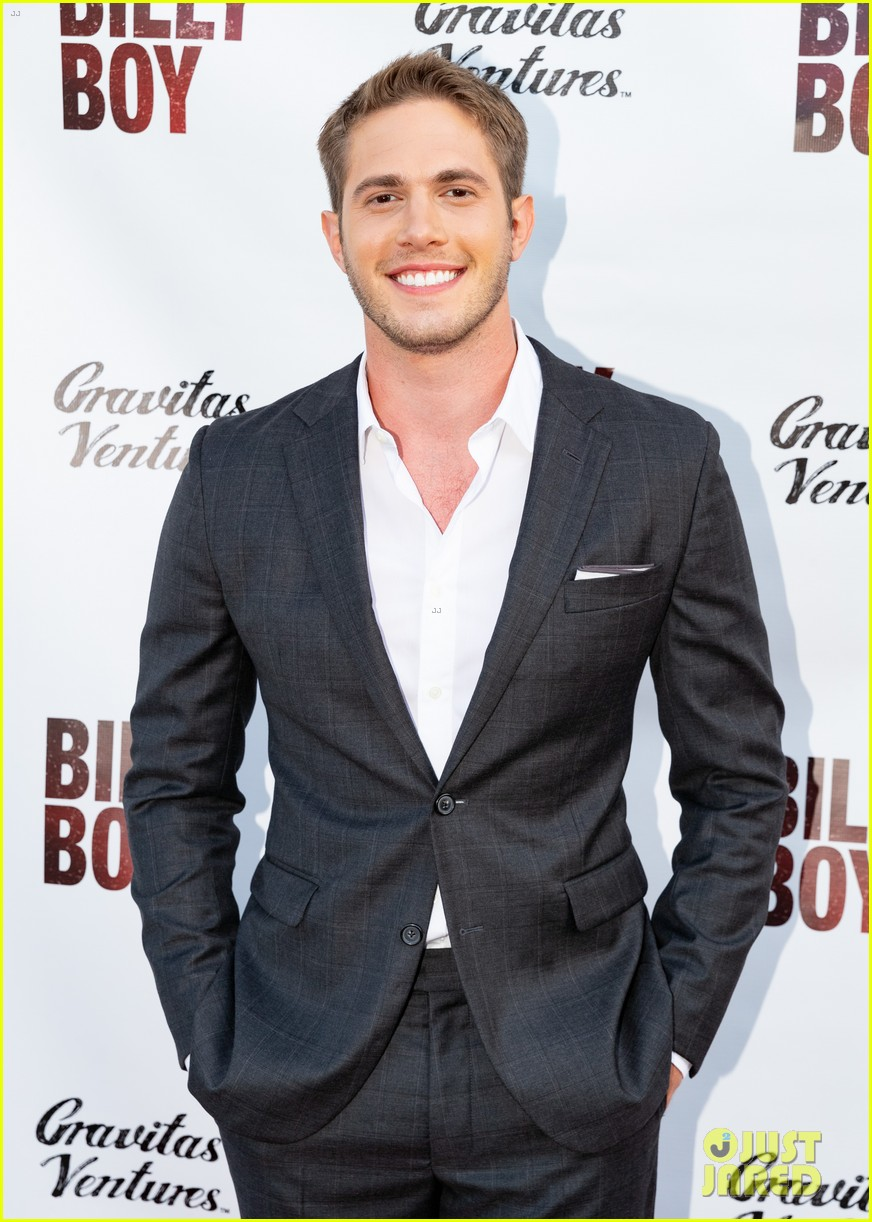 blake jenner is supported by former glee costars at billy boy premiere 02