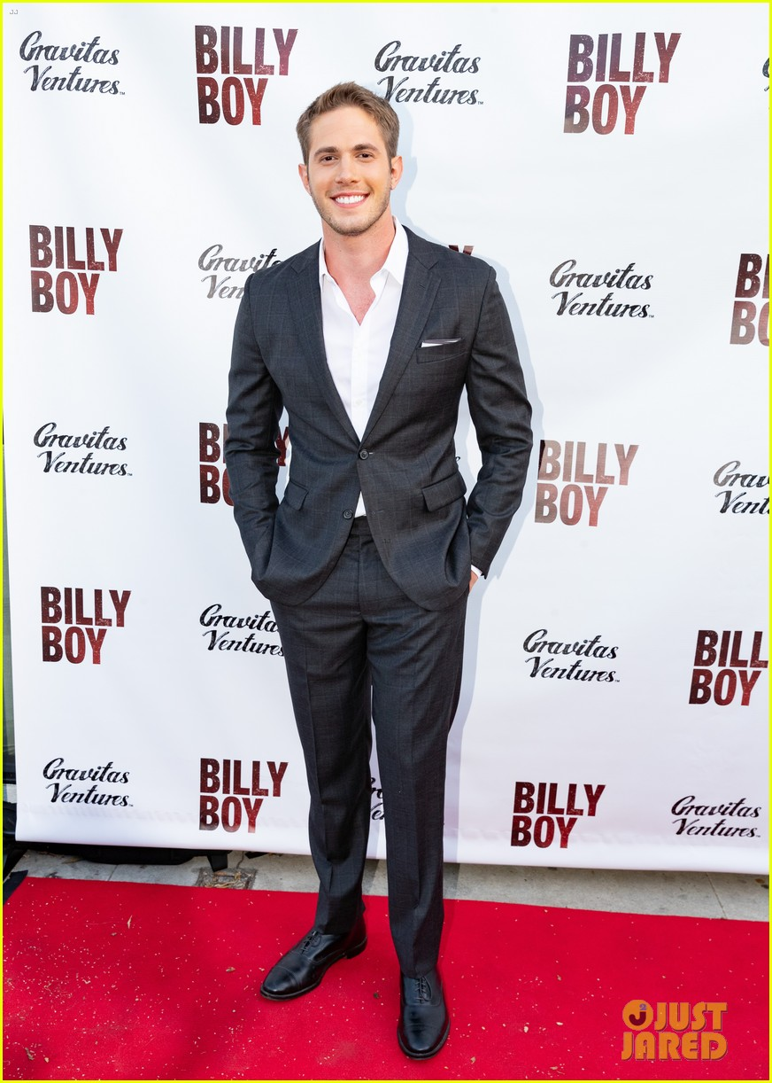 blake jenner is supported by former glee costars at billy boy premiere 06