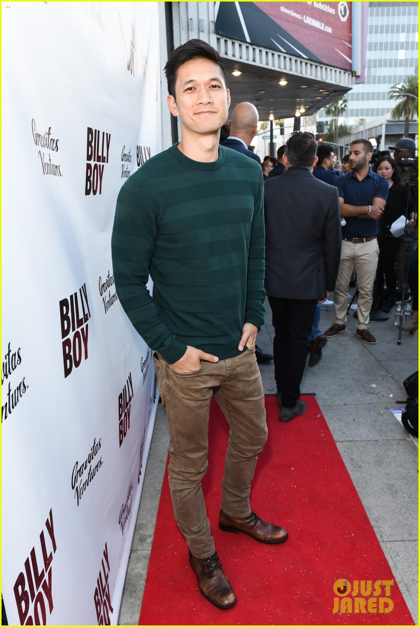 blake jenner is supported by former glee costars at billy boy premiere 11