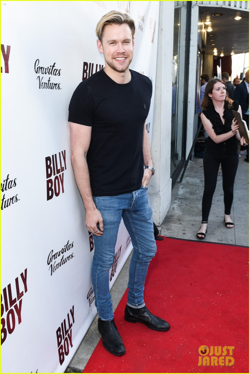 blake jenner is supported by former glee costars at billy boy premiere 15