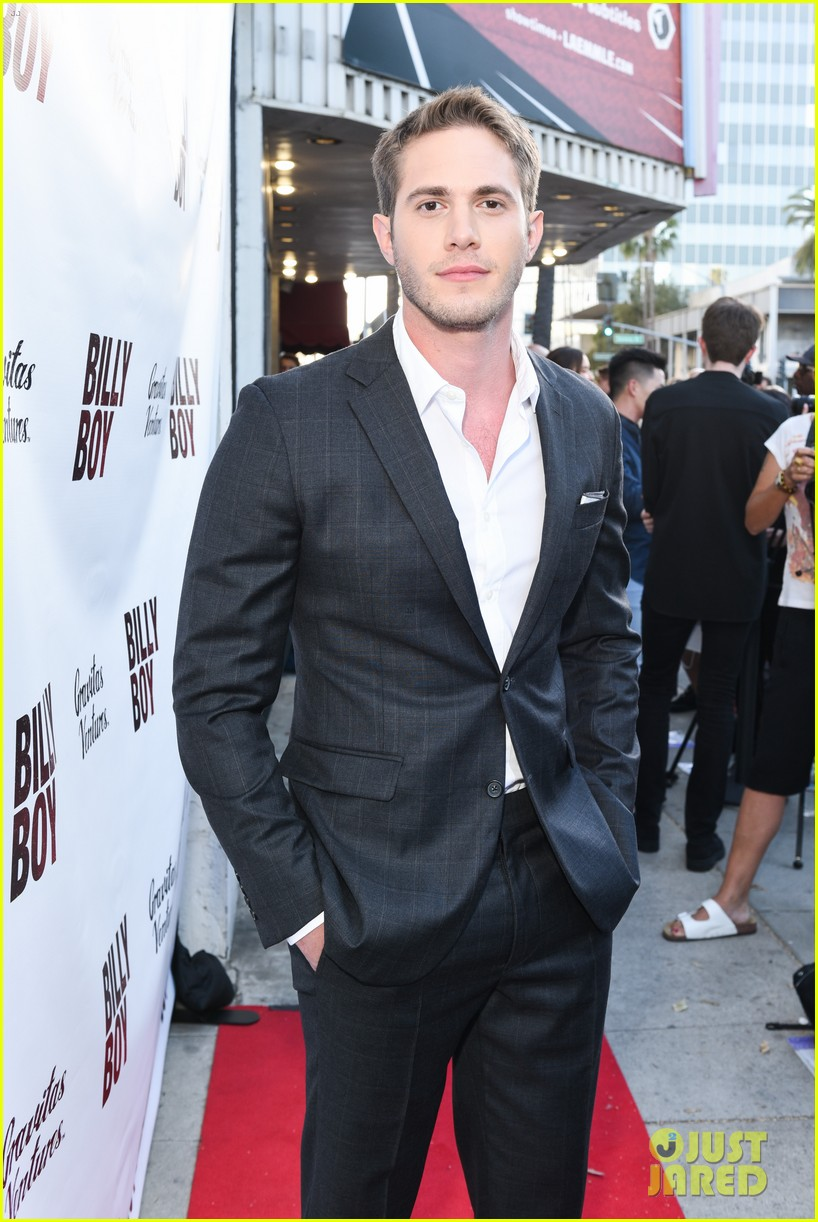 blake jenner is supported by former glee costars at billy boy premiere 19