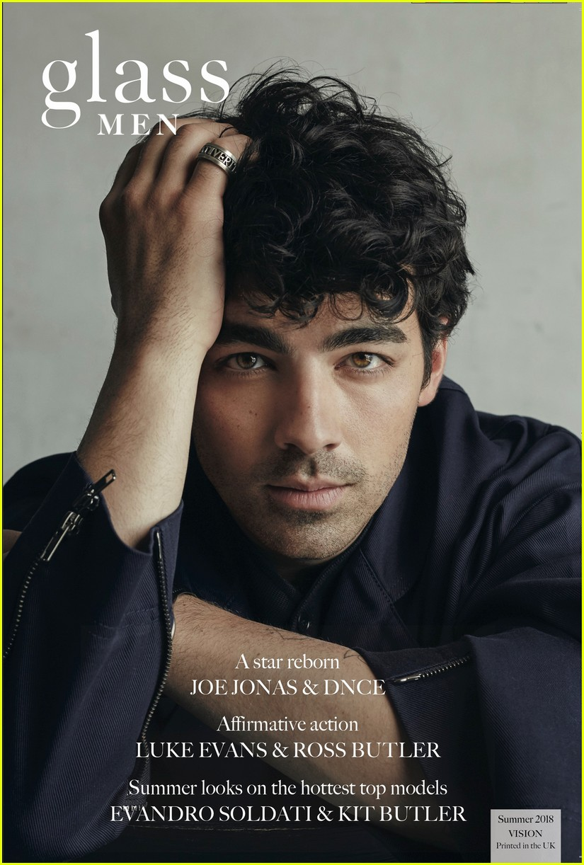 joe jonas dnce glass magazine june 2018 00