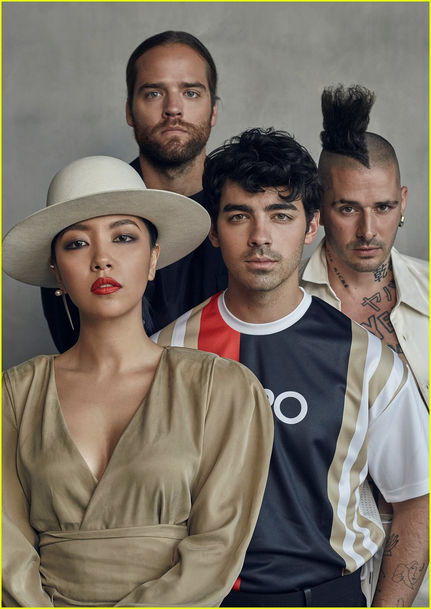 joe jonas dnce glass magazine june 2018 02