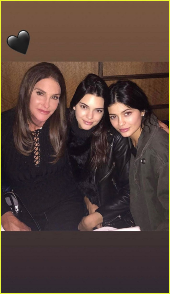 kendall kylie jenner wish caitlyn happy fathers day 02