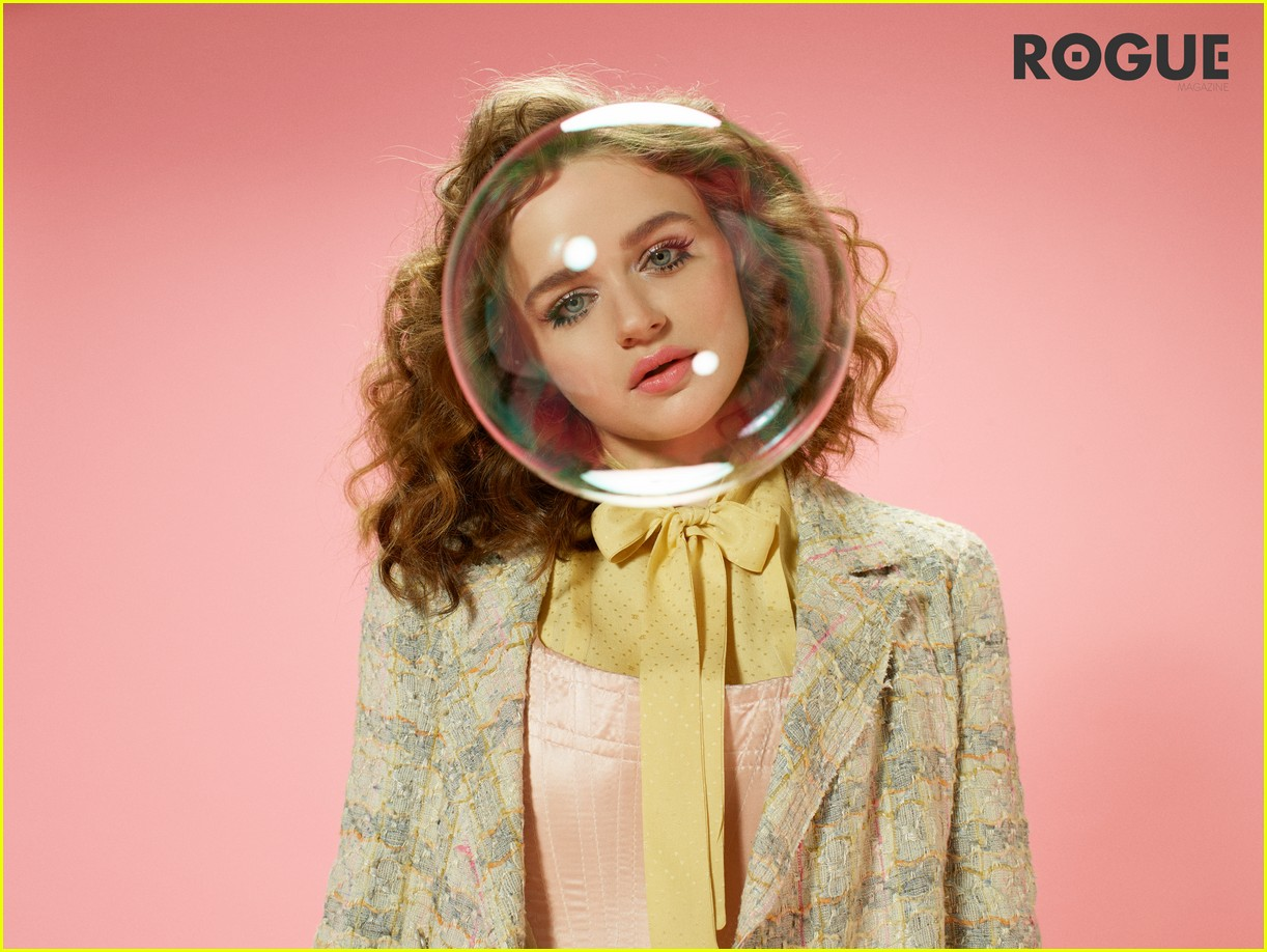 joey king rogue magazine 02