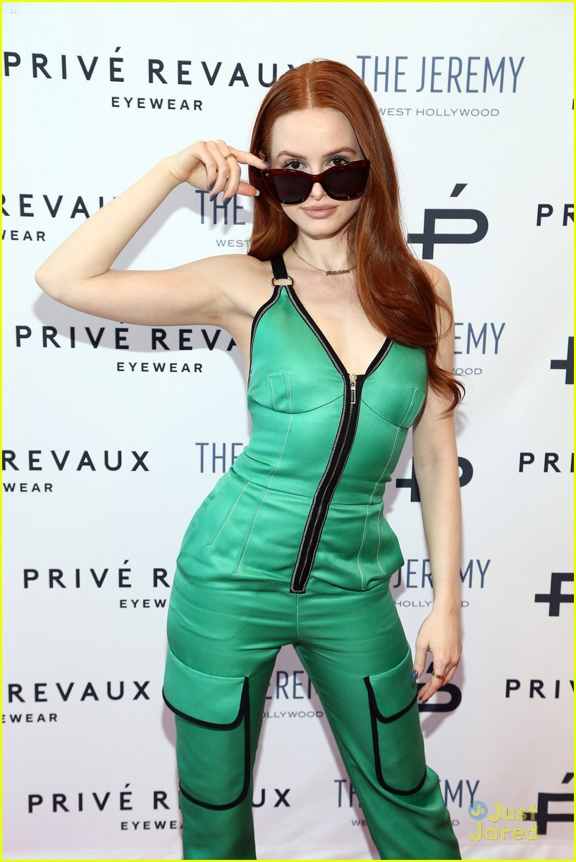 cb3198b6e10f3 Madelaine Petsch Launches Cheryl Blossom Inspired Prive Revaux Sunglasses