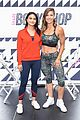 camila mendes stays fit at shape magazines body shop pop up 13