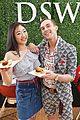 adam rippon mirai nagasu dsw block party pics 04
