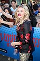 chloe moretz sports fun prints at come as you are champs elysees film festival premiere 16