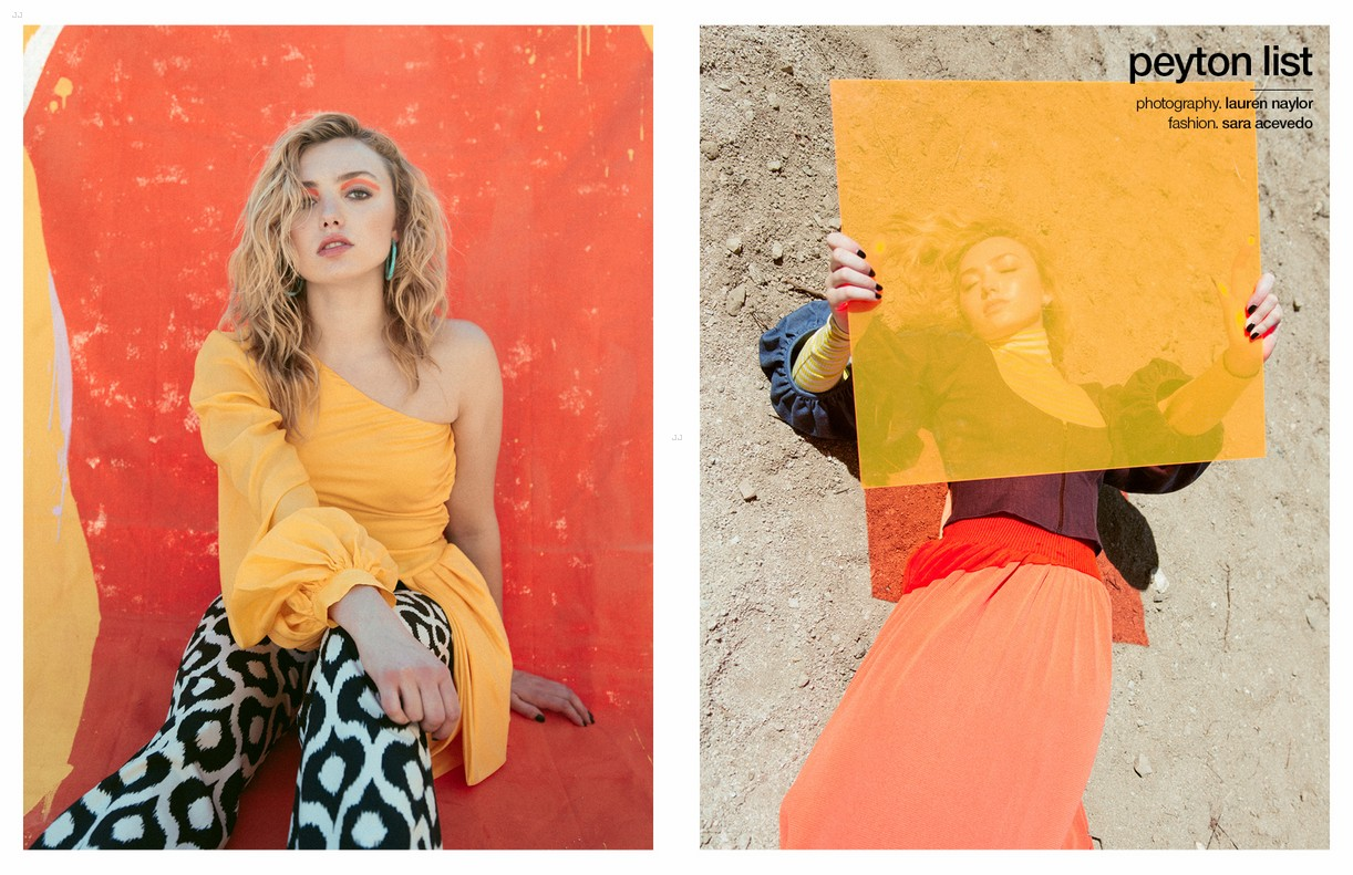 peyton list schon magazine feature 01