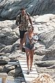 leigh anne pinnock and boyfriend andre gray enjoy mykonos vacation 01