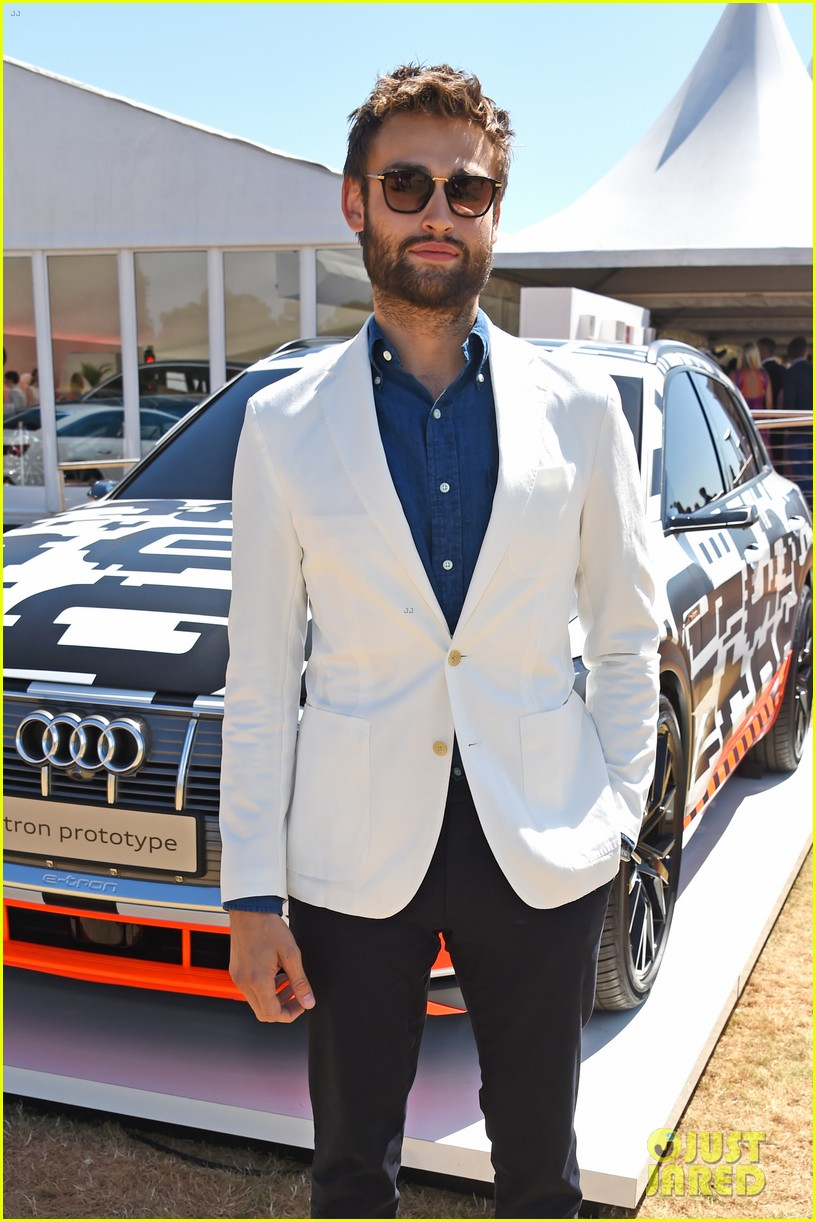 Audi Of Nashville >> Tom Holland Meets the Royals at Audi Polo Challenge ...
