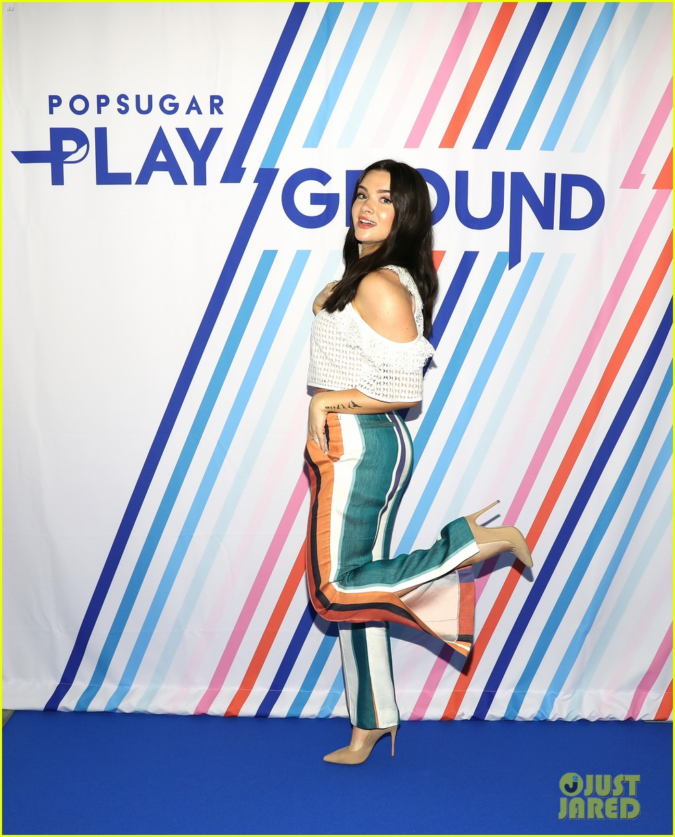 yara shahidi and katie stevens have a ball at popsugar event in nyc 12