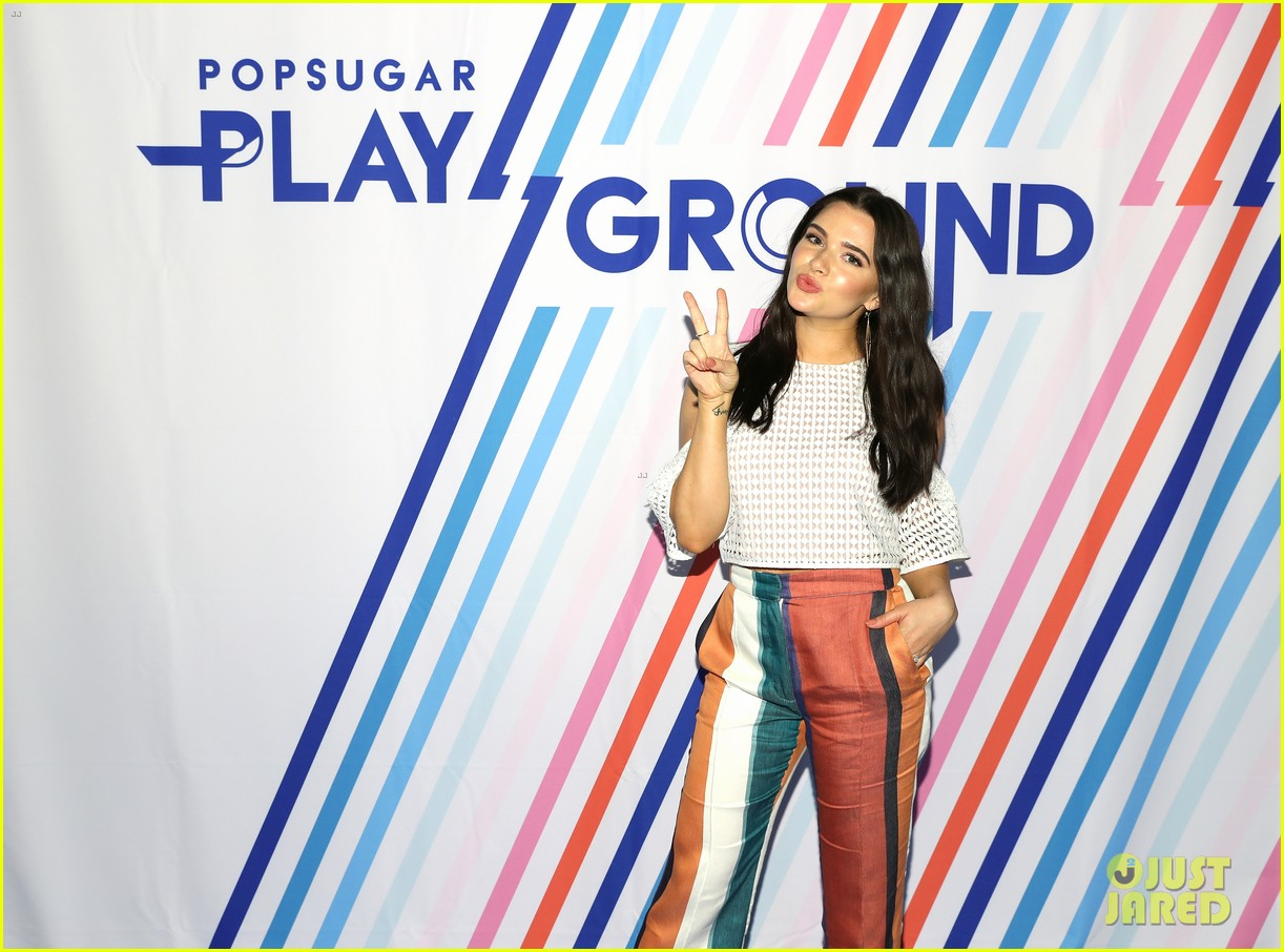 yara shahidi and katie stevens have a ball at popsugar event in nyc 14