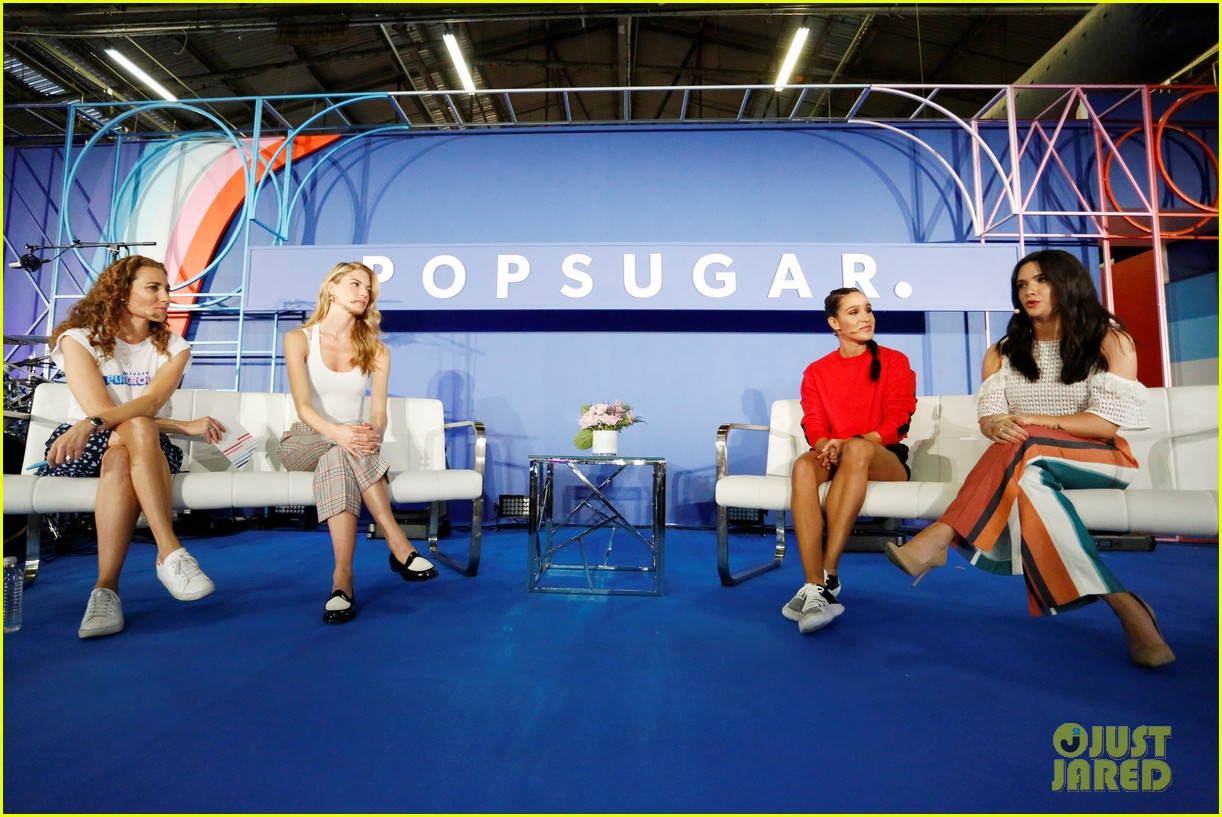 yara shahidi and katie stevens have a ball at popsugar event in nyc 22