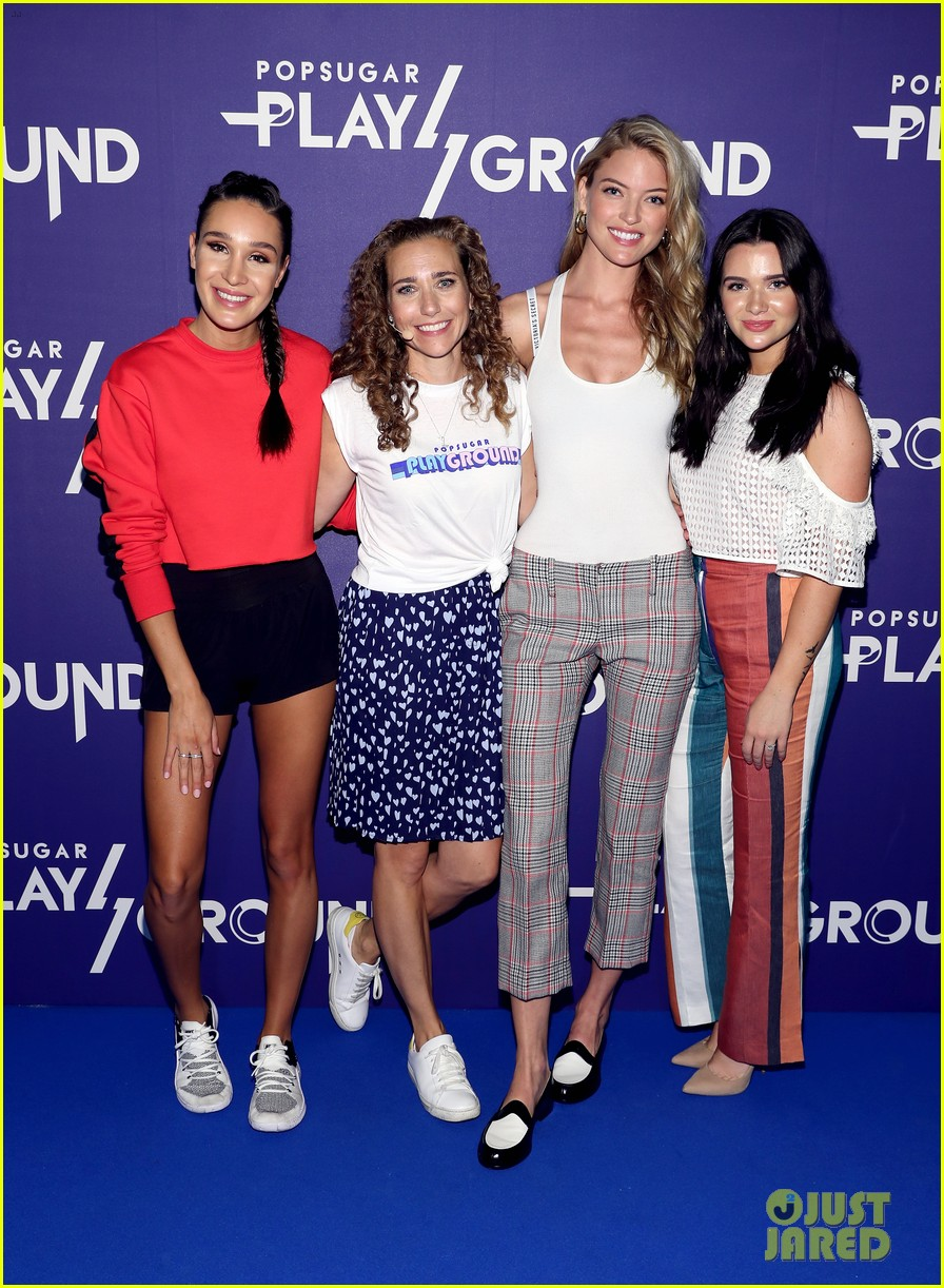 yara shahidi and katie stevens have a ball at popsugar event in nyc 31