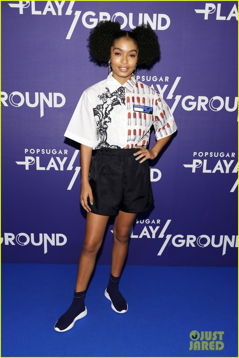 yara shahidi and katie stevens have a ball at popsugar event in nyc 37