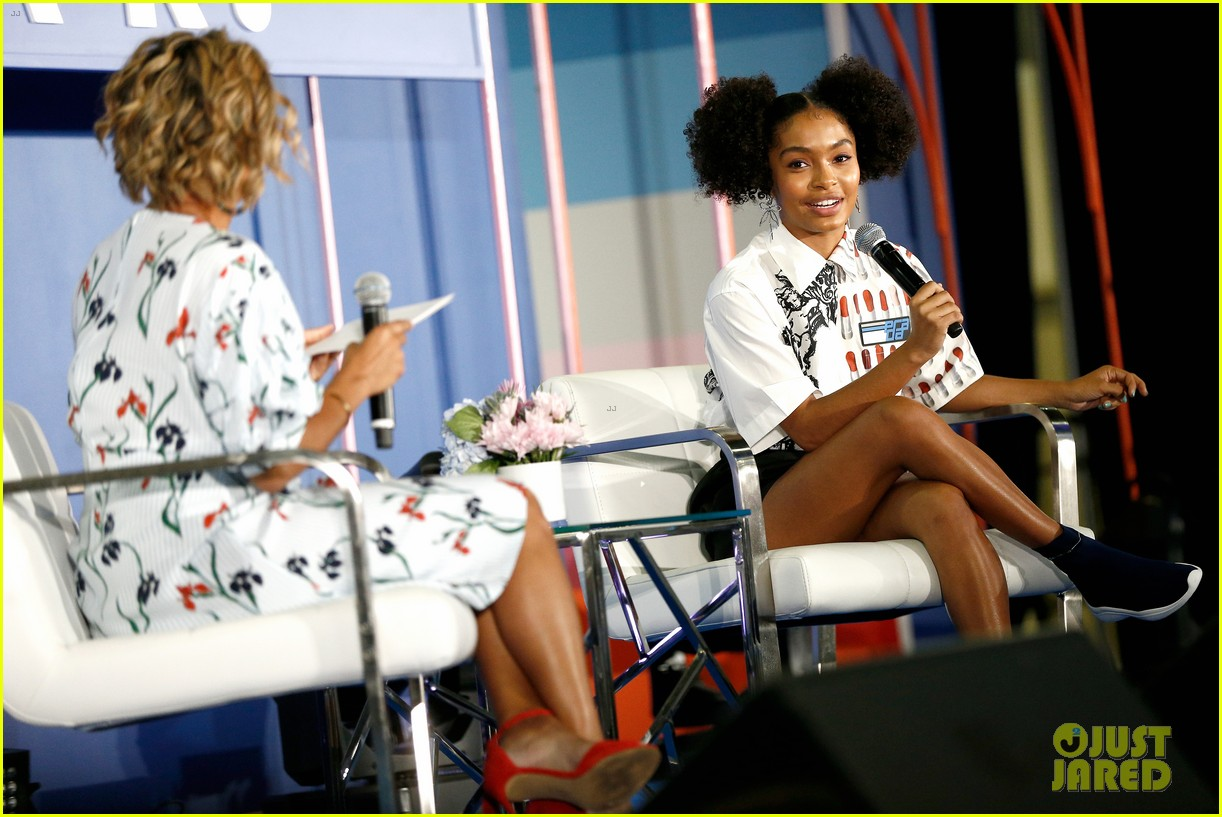 yara shahidi and katie stevens have a ball at popsugar event in nyc 47
