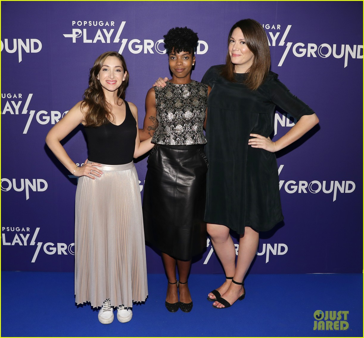 yara shahidi and katie stevens have a ball at popsugar event in nyc 57