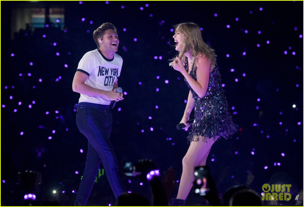 taylor swift niall horan reputation tour 05