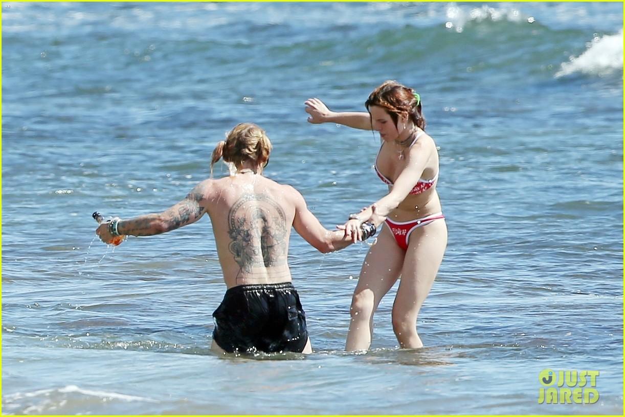 bella thorne mod sun bikini hawaii 04