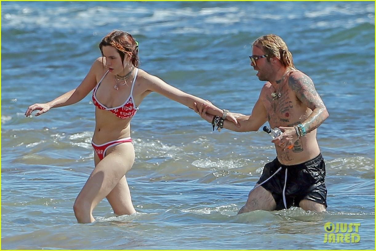 bella thorne mod sun bikini hawaii 05
