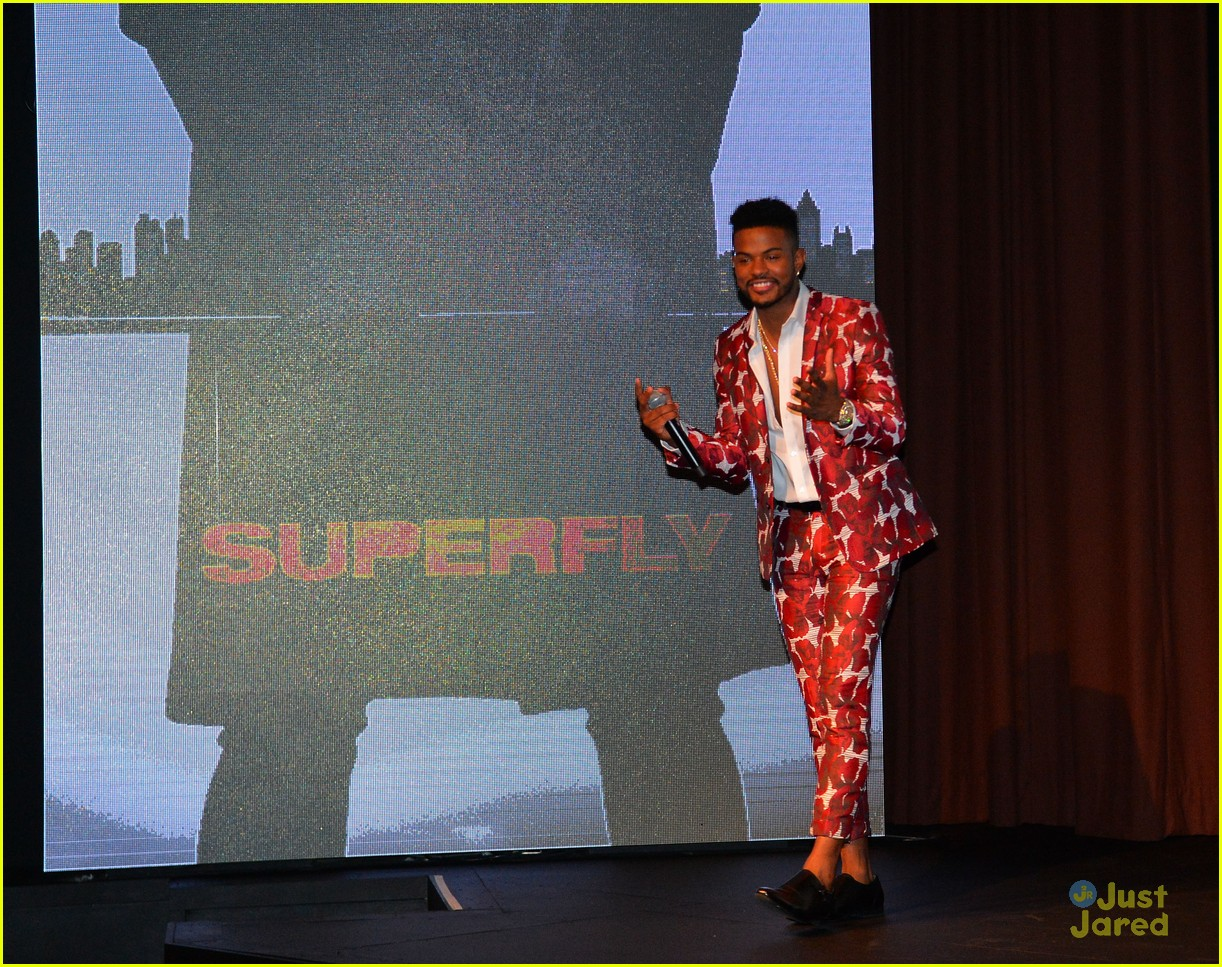 trevor jackson superfly screening events 09