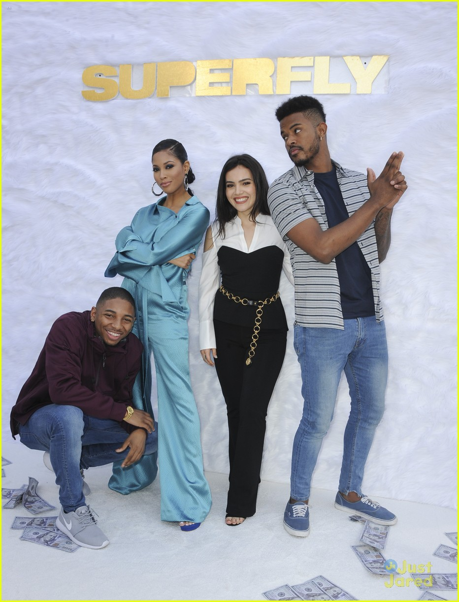 trevor jackson superfly screening events 14
