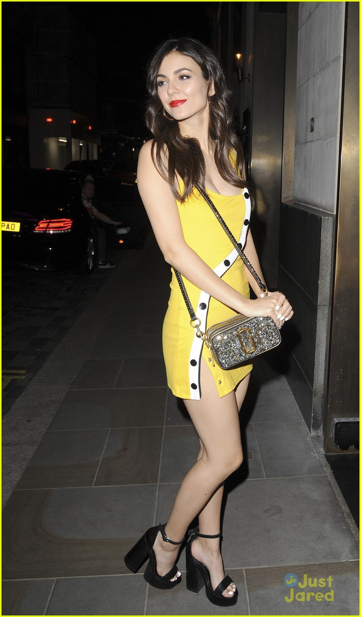 victoria justice madison reed revolve london party 10