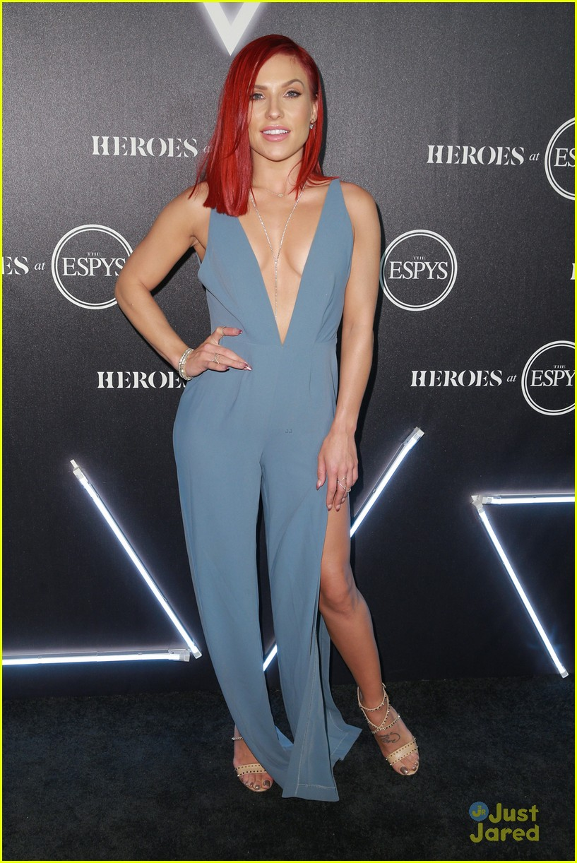 aly raisman victoria arlen sharna burgess heroes espys party 32
