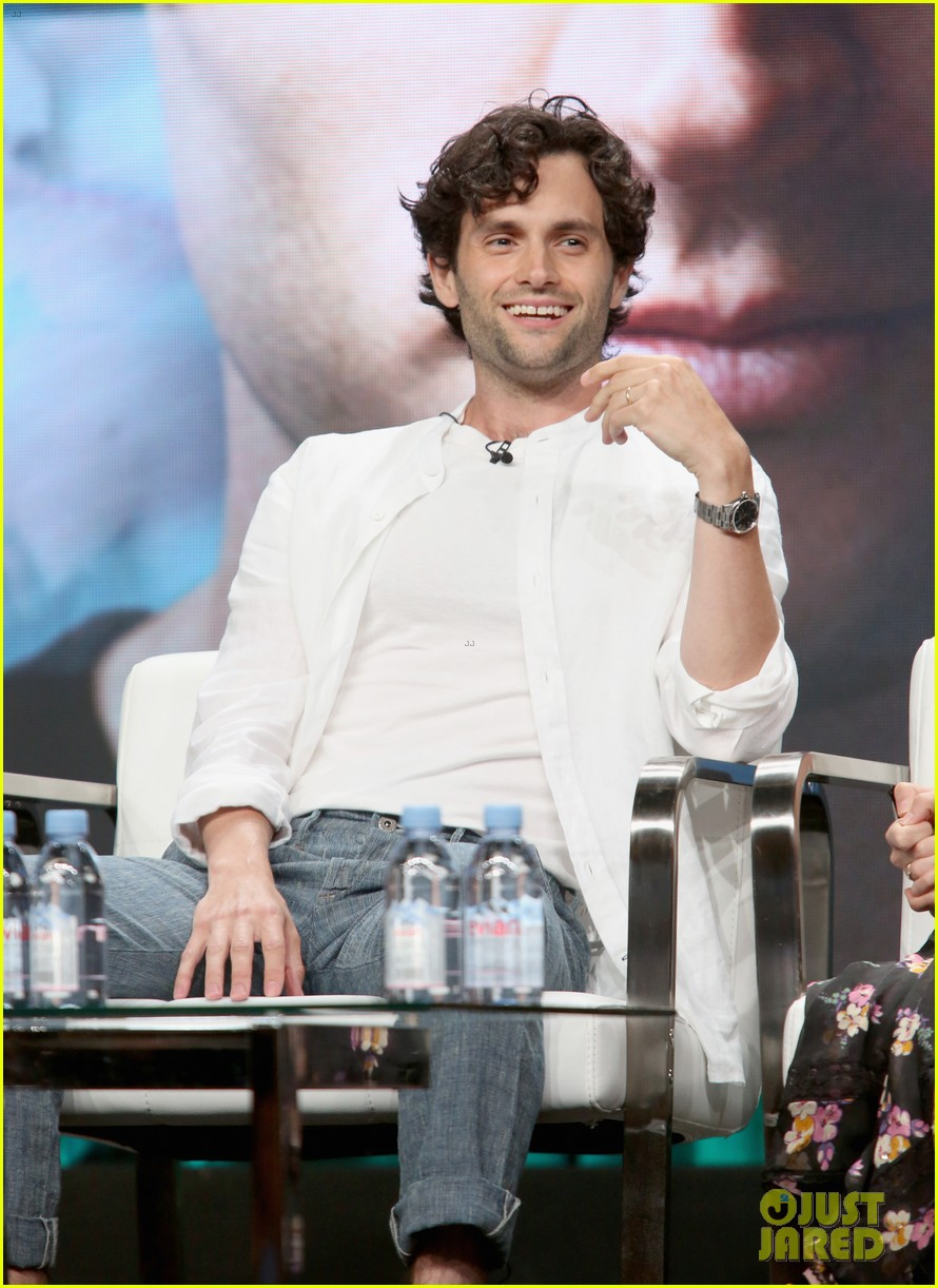 penn badgley shay mitchell tca panel 01
