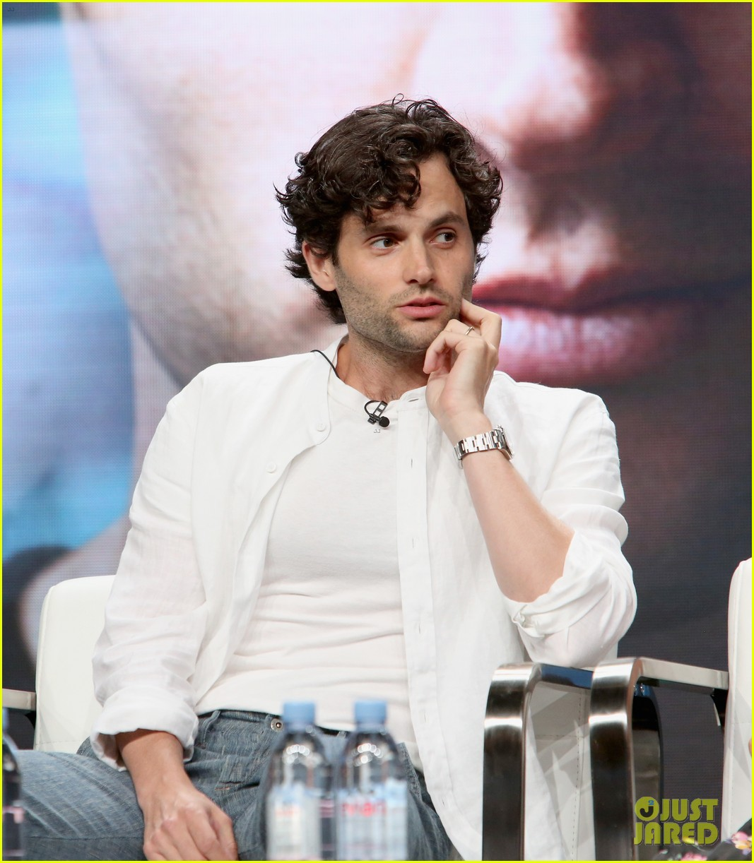penn badgley shay mitchell tca panel 28