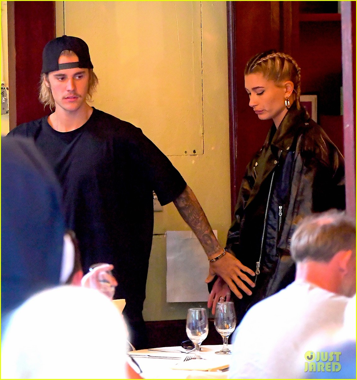 jusitn bieber hailey baldwin engaged 11