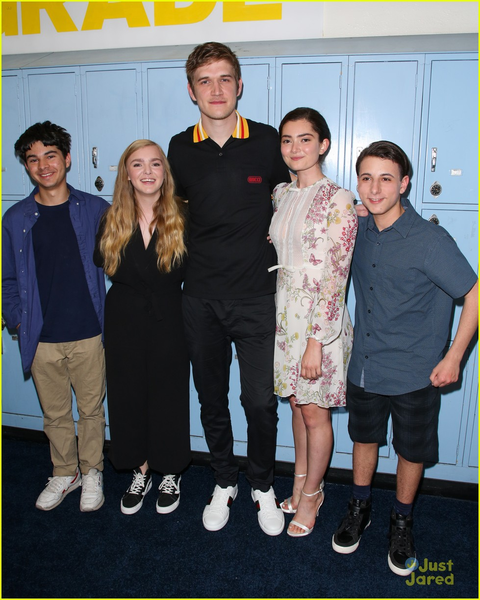 joey king madison beer emily robinson more 8th grade screening 14