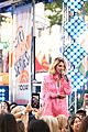 julia michaels performs issues on today show in nyc 05