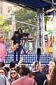 julia michaels performs issues on today show in nyc 08
