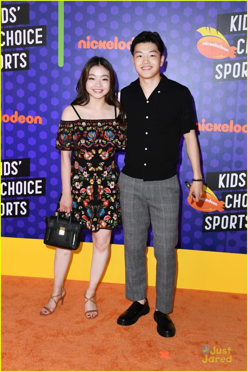 mirai nagasu shib sibs kids choice sports 01