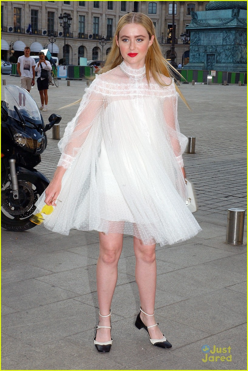 kathryn newton paris haute couture fashion week 04