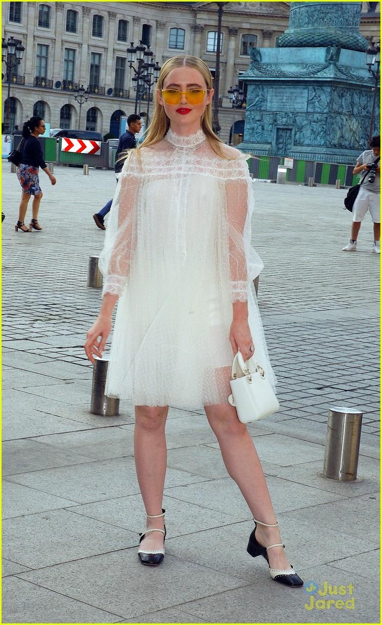 kathryn newton paris haute couture fashion week 09