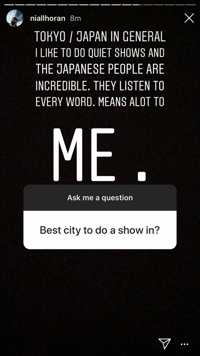niall horan qa instagram feature answers 04